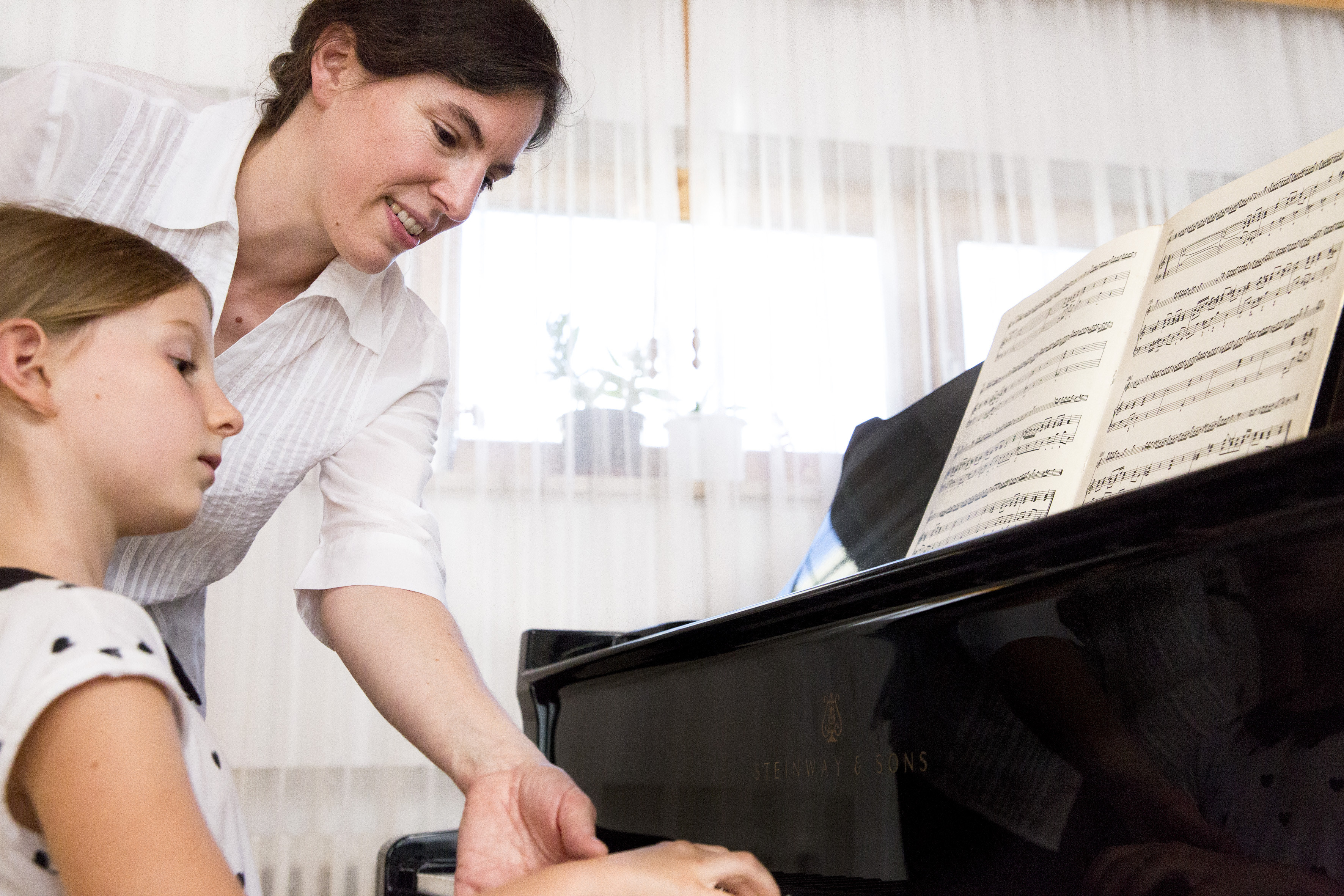 Klavierspielen lernen